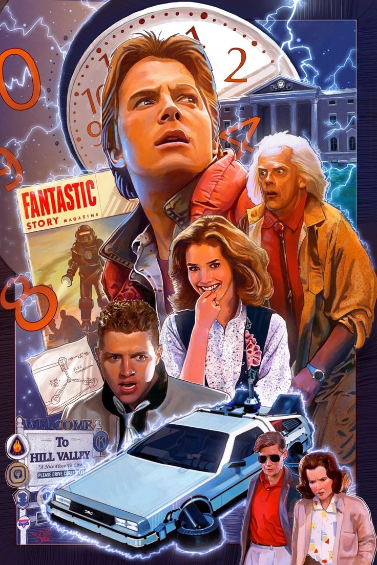 17 Best ideas about Back To The Future on Pinterest.
