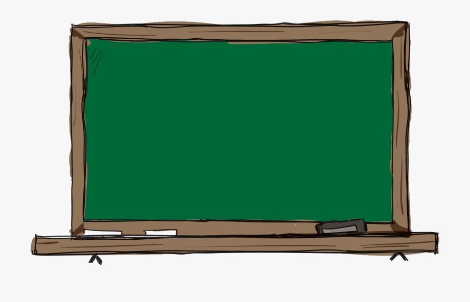 Clipart Teacher Board.