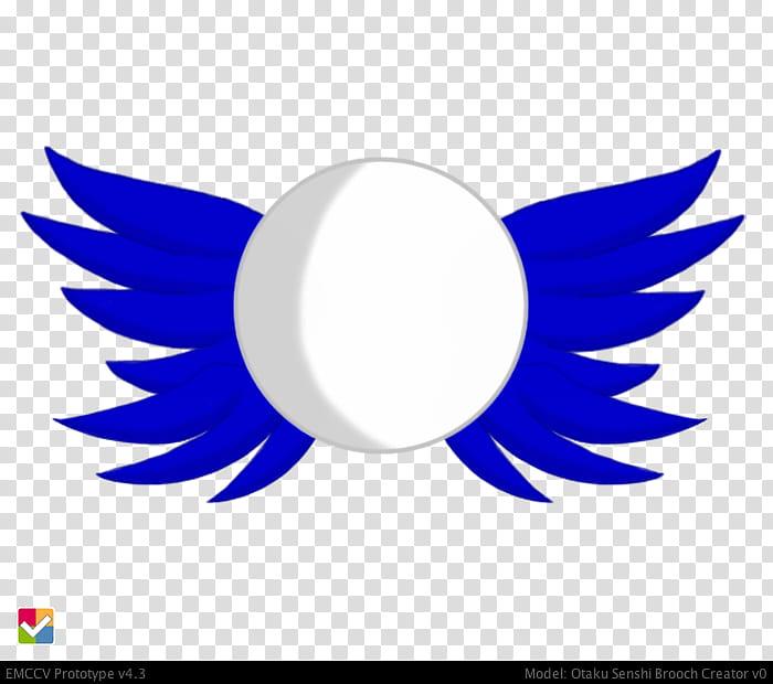 Otaku Senshi Brooch Maker v transparent background PNG.