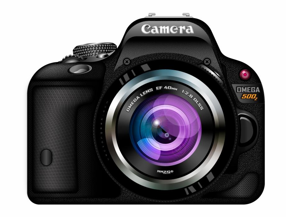 Photo Camera Png Pic Transparent Background Dslr Camera.