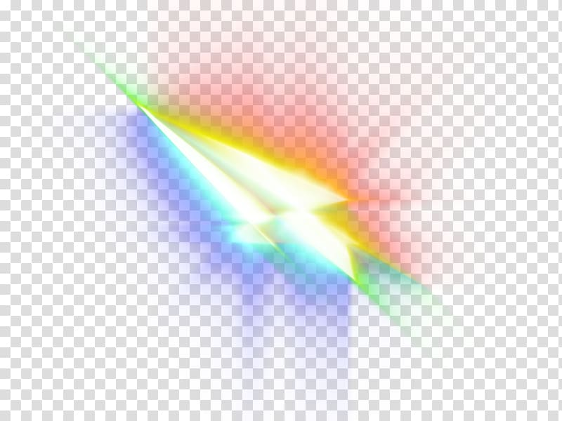 Light Glare Raster graphics editor, light burst transparent.