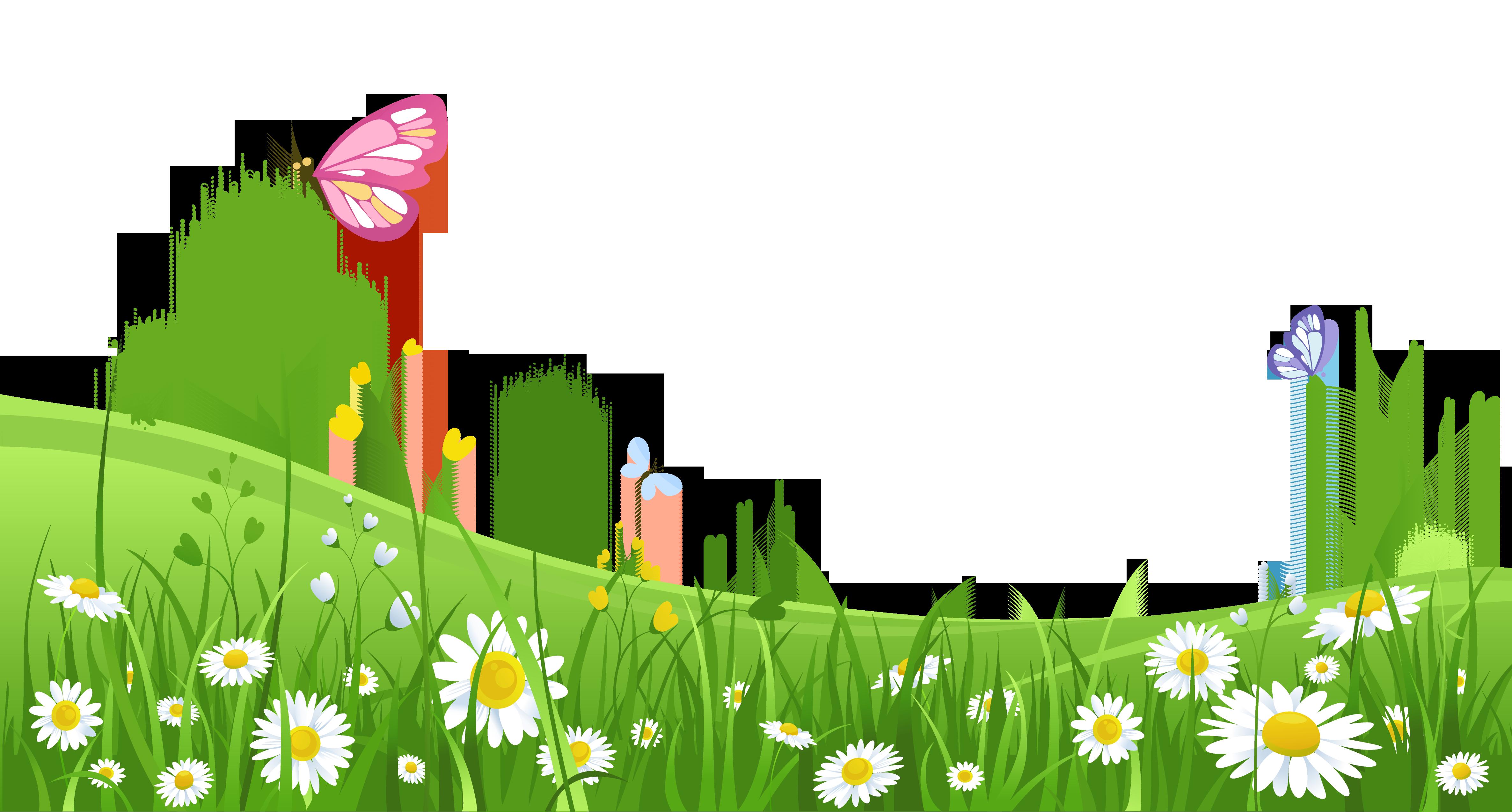 Garden Clipart Background Hd.