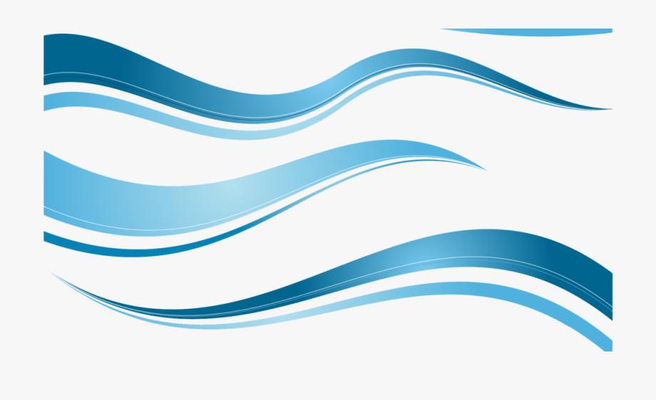 Clipart Wave Blue Wave.