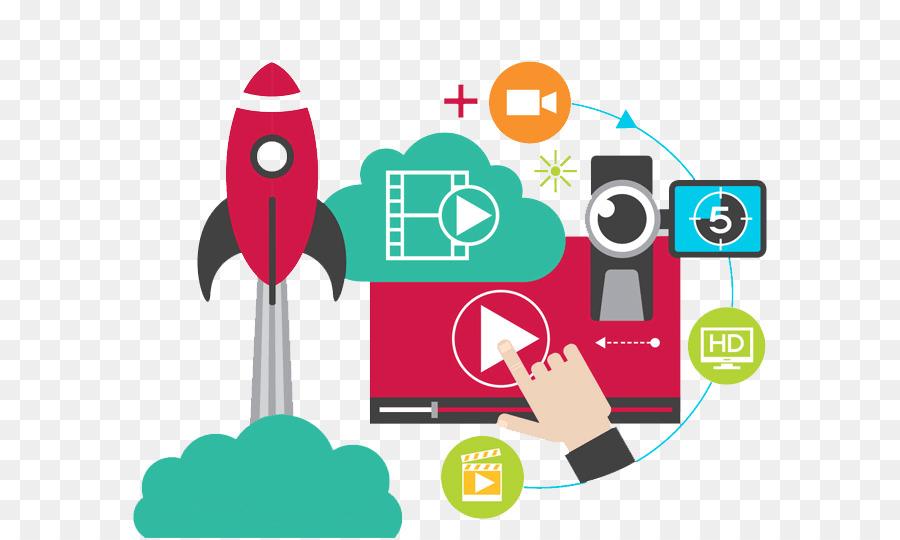 Digital Marketing Background clipart.