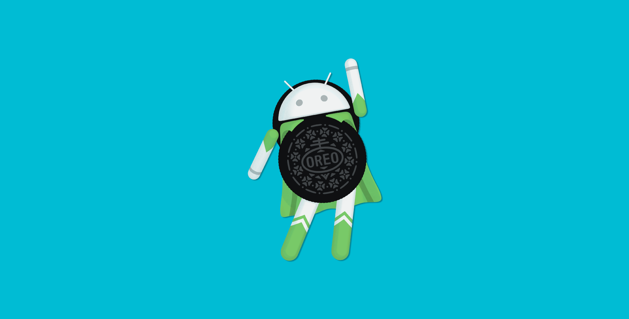 Handling background tasks in Android Oreo.
