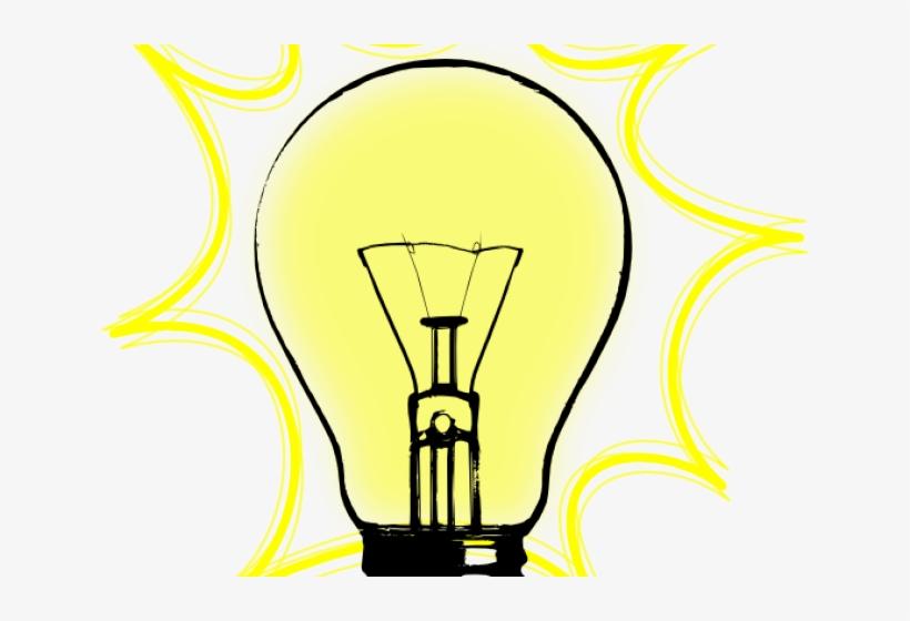 Light Bulb Clipart Transparent Background.