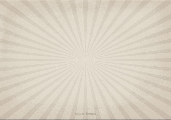 Textured Sunburst Grunge Background.