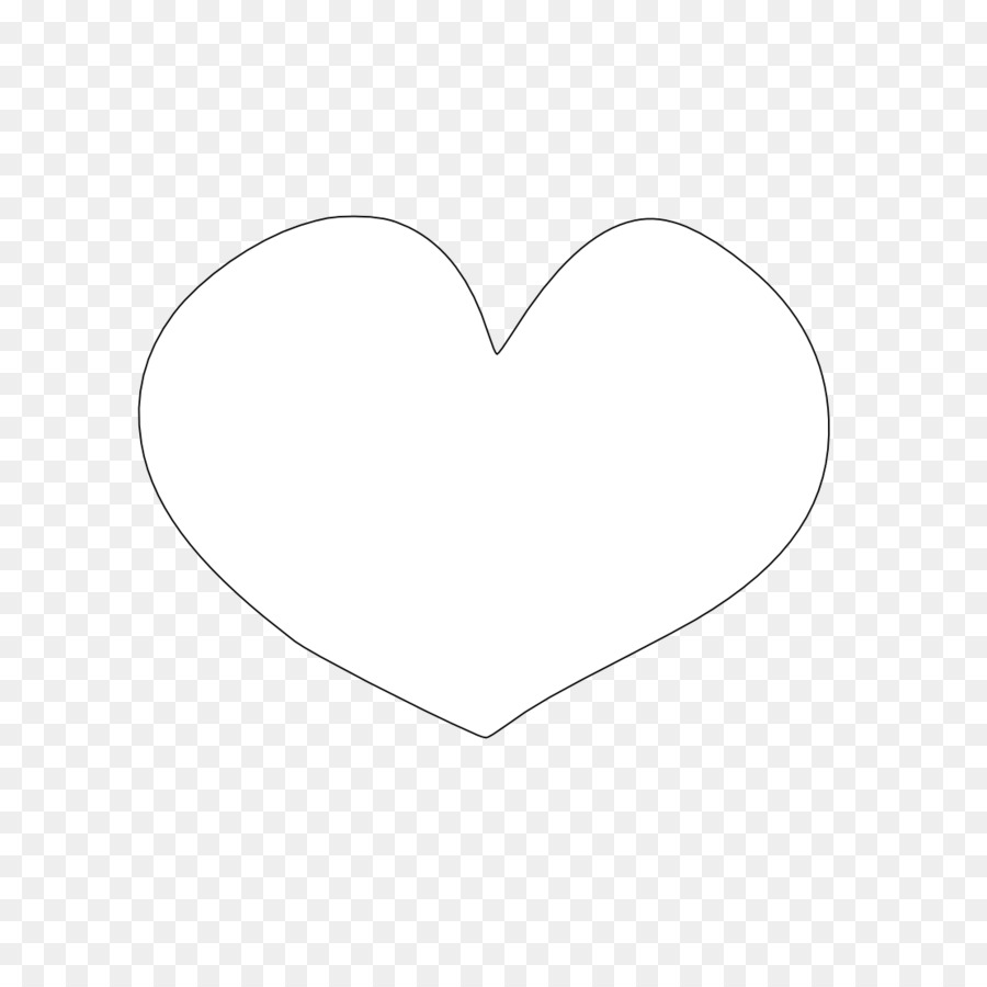 Free White Heart Transparent Background, Download Free Clip.
