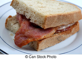 Bacon sandwich Stock Photo Images. 12,977 Bacon sandwich royalty.