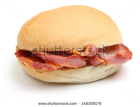 Bacon Stock Images, Royalty.
