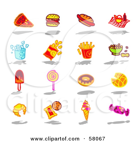 Bad Food Clipart#1927563.