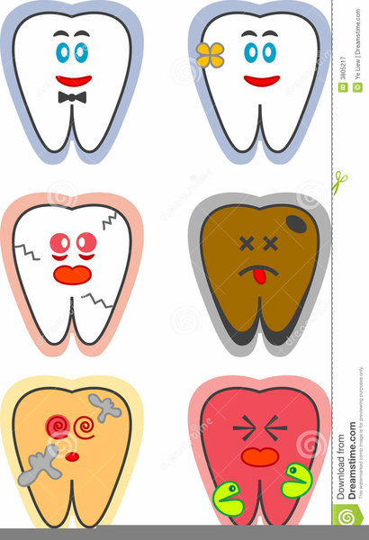 Clipart Pictures Of Bad Teeth.