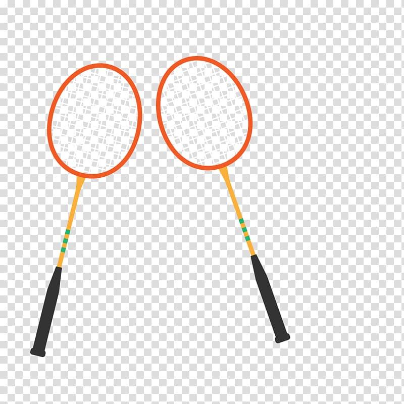 Badminton Racket Icon, Badminton transparent background PNG.