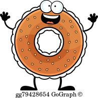 Library of bagel png stock png files ▻▻▻ Clipart Art 2019.