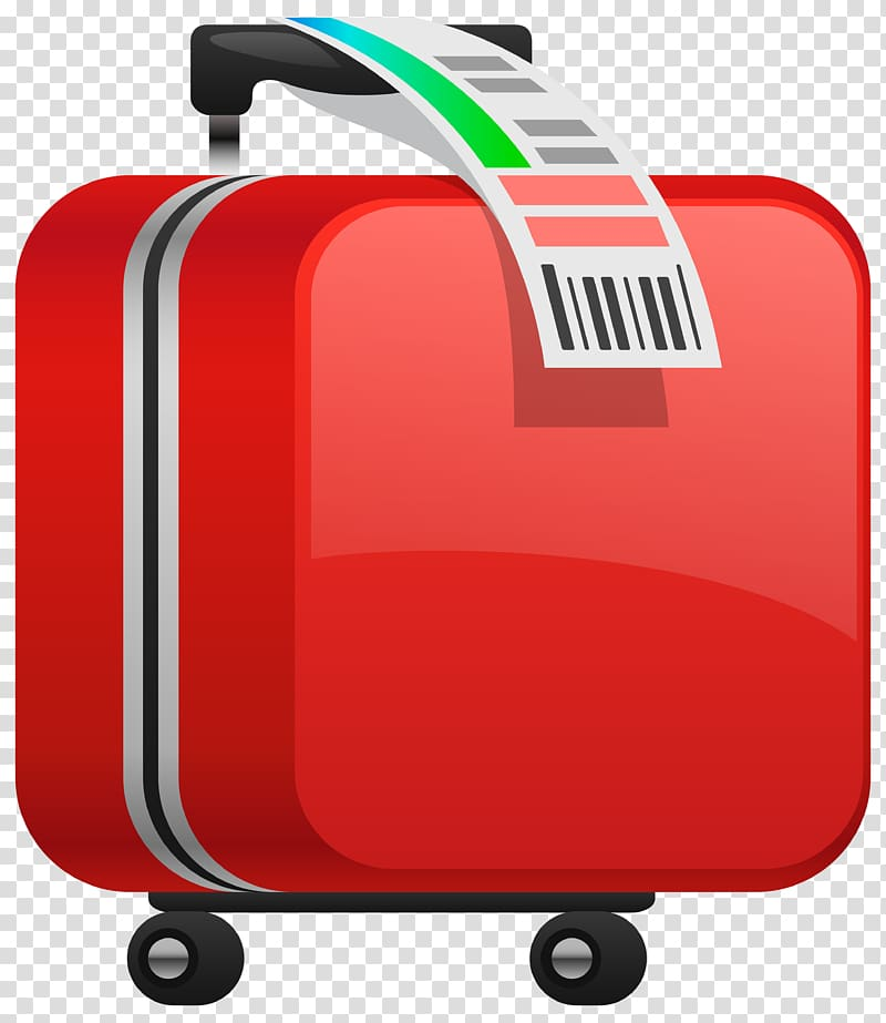 Suitcase Baggage , Suitcase transparent background PNG clipart.