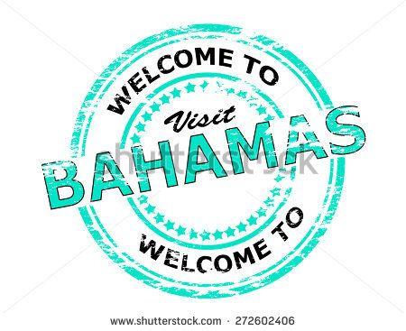 Passport Stamp Clip Art bahamas.