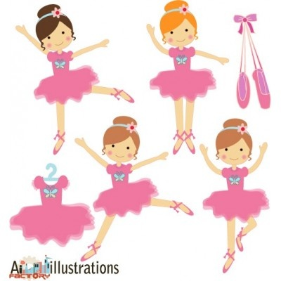 Free Cute Ballerina Cliparts, Download Free Clip Art, Free.