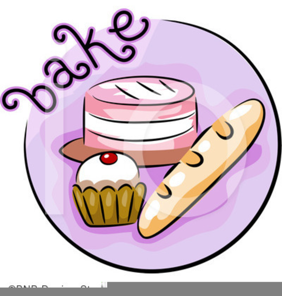 Bake Off Clipart.