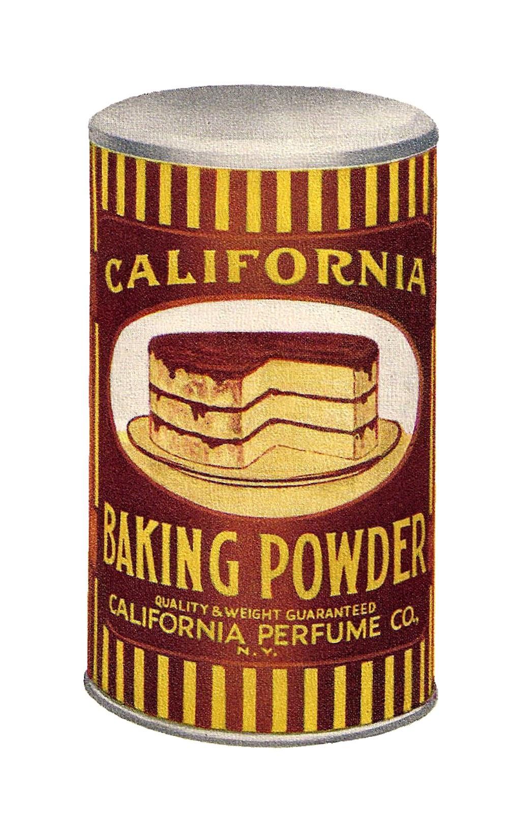 Antique Images: Digital Food Baking Download Pancakes Baking.