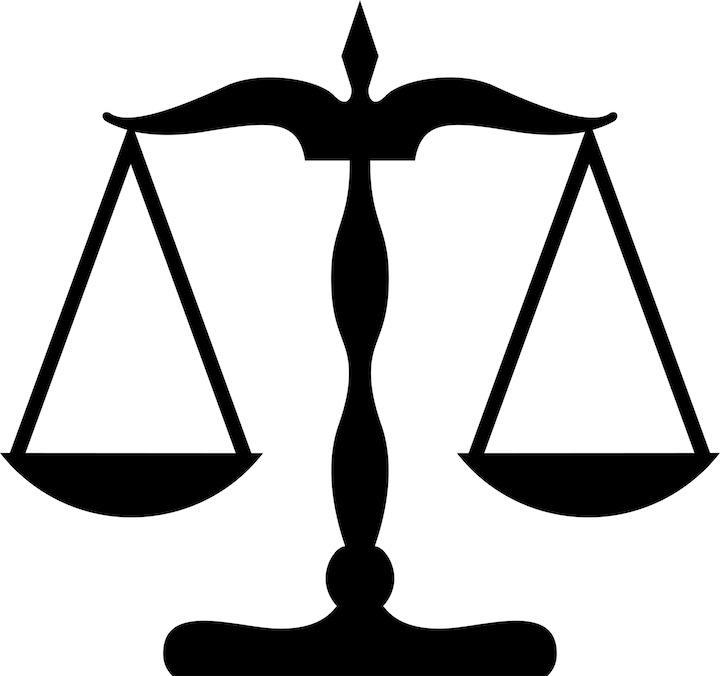 Balance Justice.