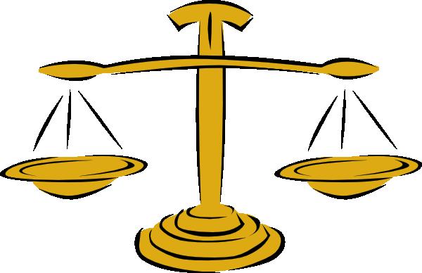 Balance Scale Clip Art at Clker.com.