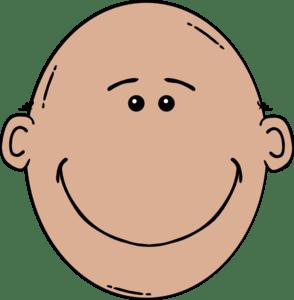 Bald man clipart 2 » Clipart Portal.