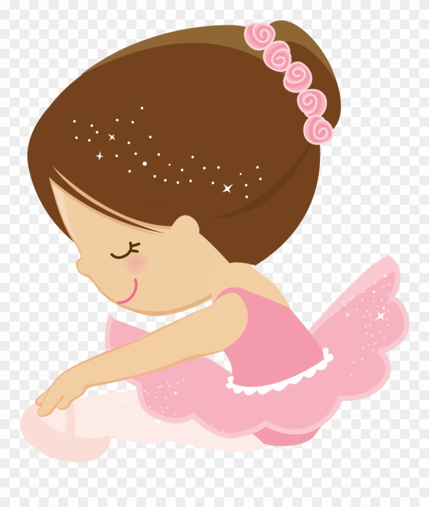 Ballet Dancer Tutu Clip Art.