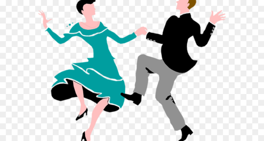 Clip art di ballo Immagine Swing.