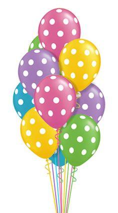 Birthday balloons balloons clip art and balloon bouquet on.