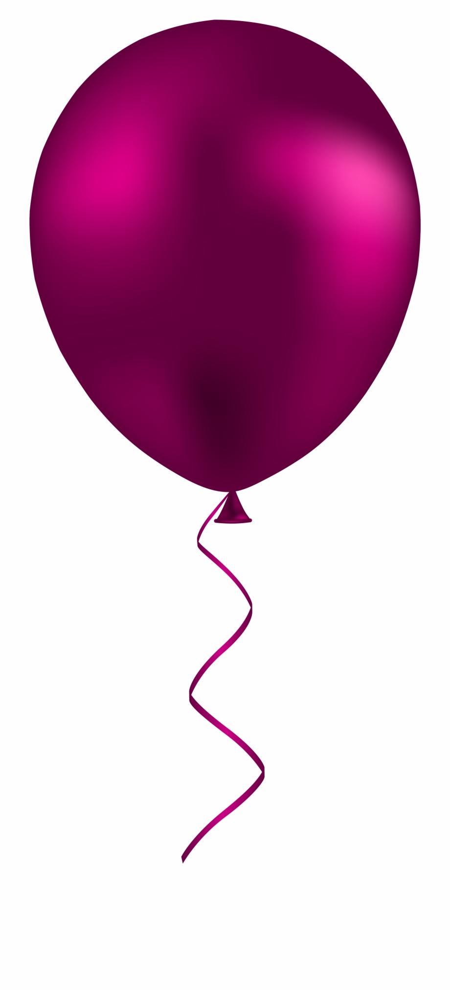 Pink Balloon Png Clip Art Pink Balloon Clipart.