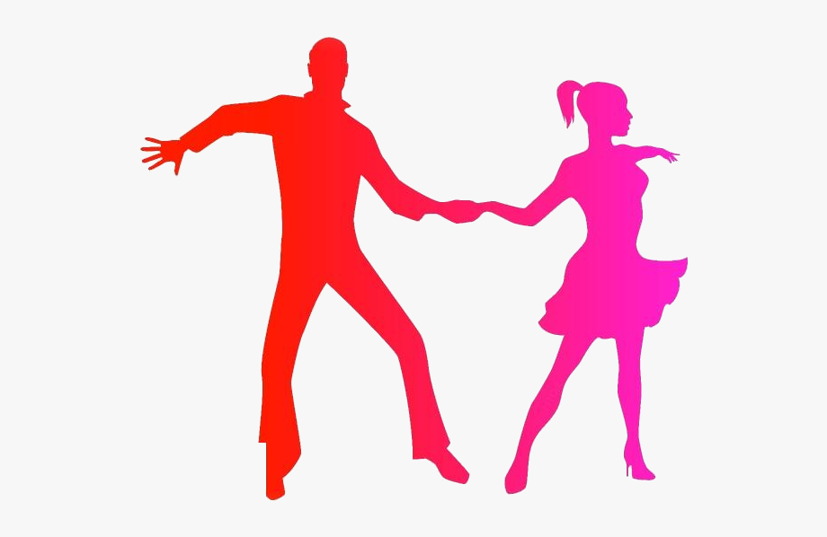 Transparent Ballroom Dance Clipart Png.