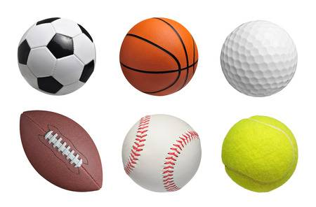 Sports balls clipart free 4 » Clipart Station.