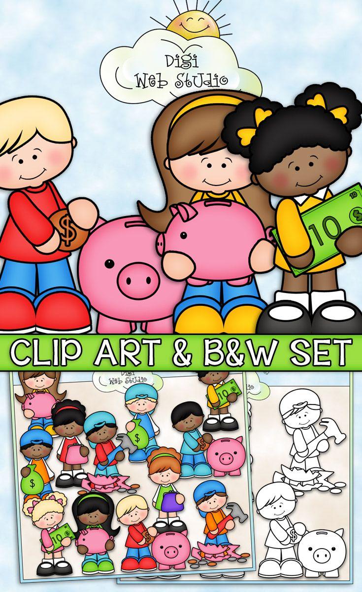 Pin on TpT Clip Art for Teachers.
