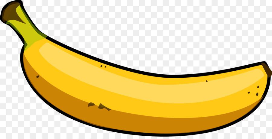 Banana Clipart png download.