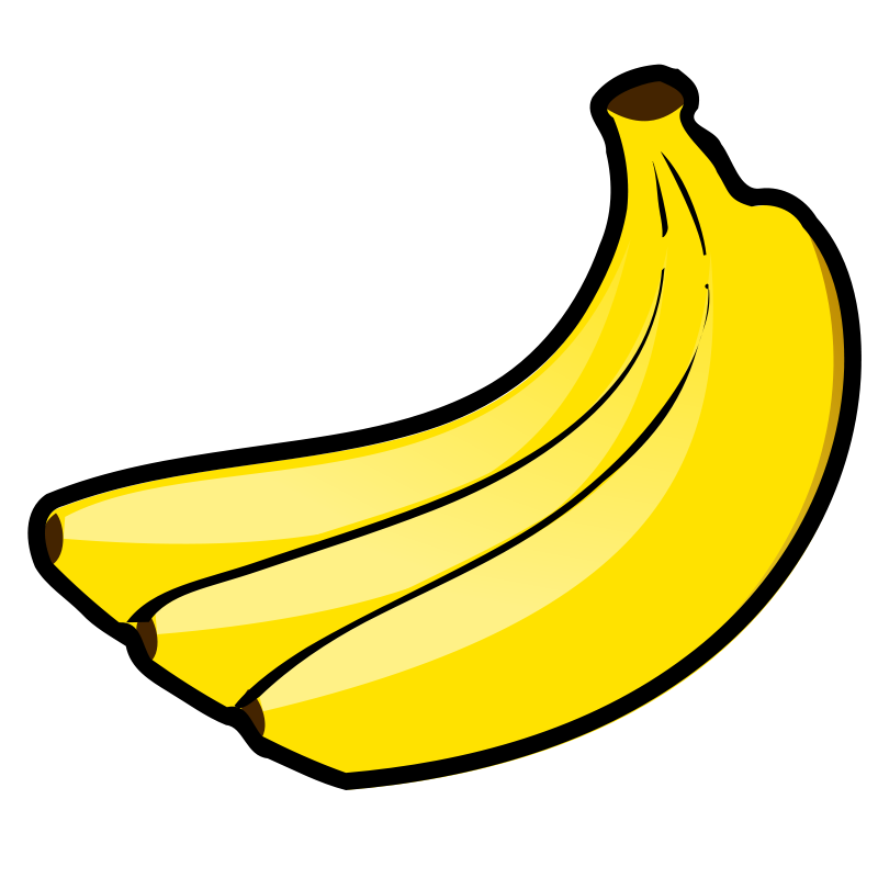Free Clipart: Bananas.