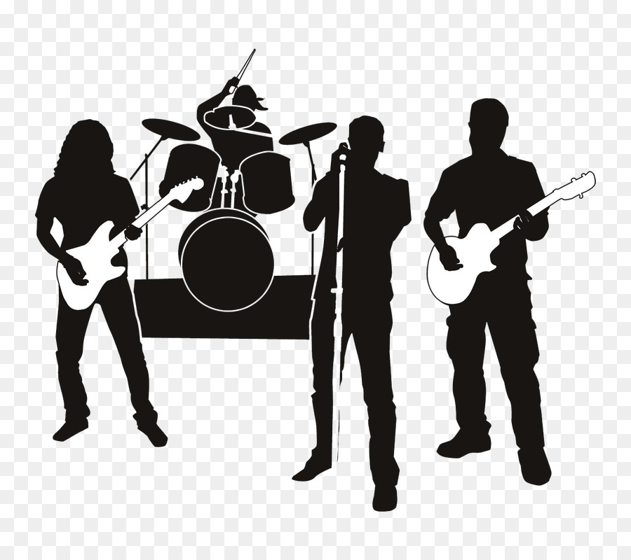 Band clipart band live, Band band live Transparent FREE for.