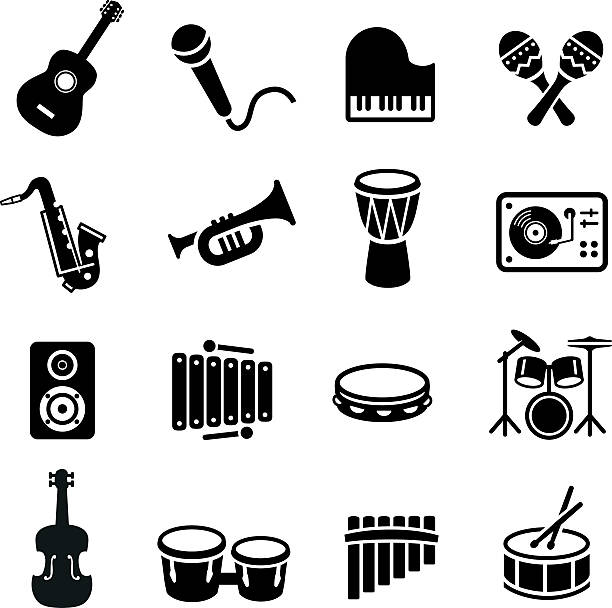 Band instruments clipart 4 » Clipart Station.