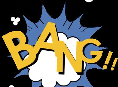 Bang Clipart Png.