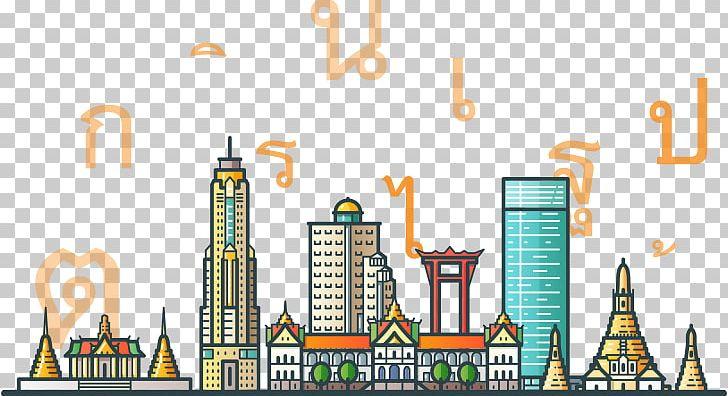 Bangkok PNG, Clipart, Bangkok, Banner, Brand, City, Diagram.