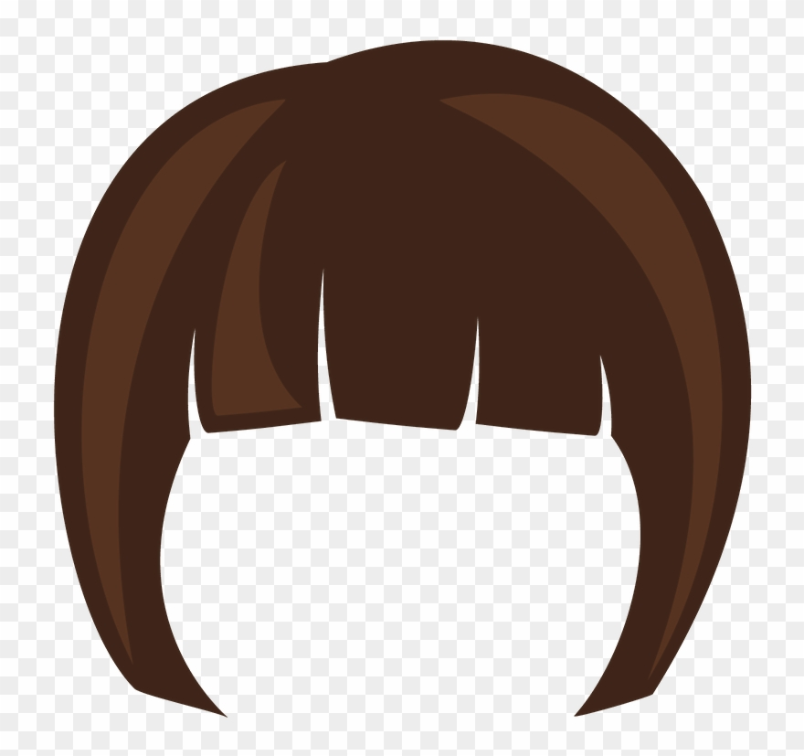 Long Bangs Blonde Clipart (#256635).