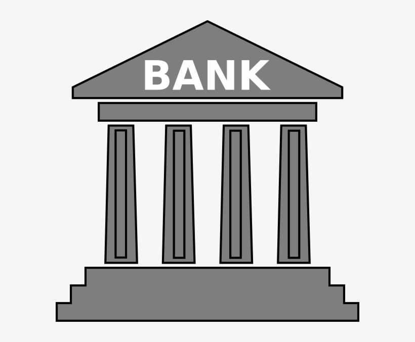 Banks Group Gray Clip Art At Clkercom.