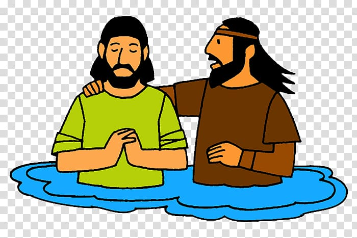 Bible New Testament Baptism of Jesus Baptists, others.