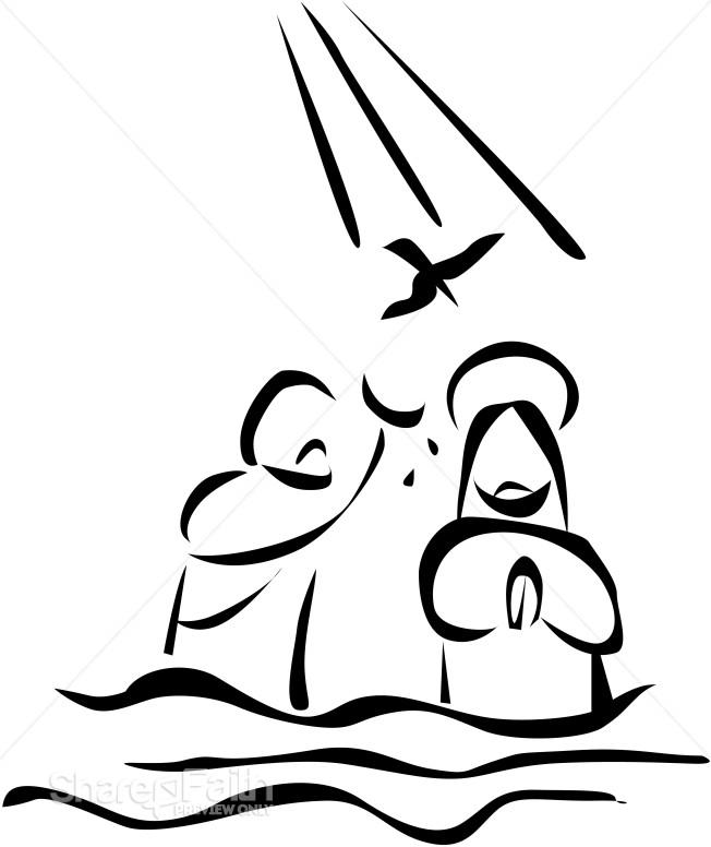 12083 Jesus free clipart.
