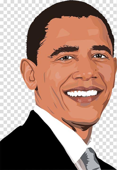 Barack Obama, Barack Obama transparent background PNG.