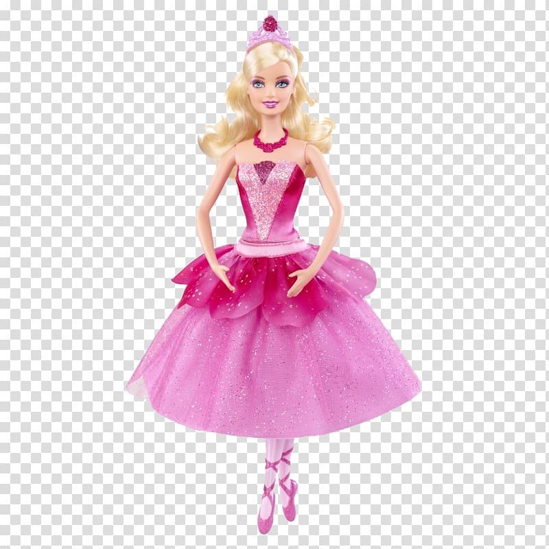 Barbie Doll Ballet Dancer Shoe Pink, Ballet clothes Barbie.