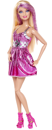 Download BARBIE DOLL Free PNG transparent image and clipart.