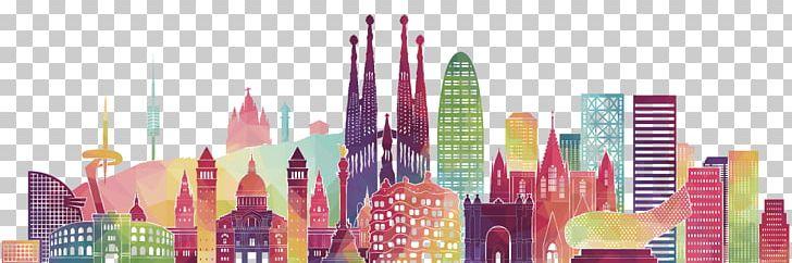 Barcelona Skyline PNG, Clipart, Barcelona, Barcelona Skyline, City.