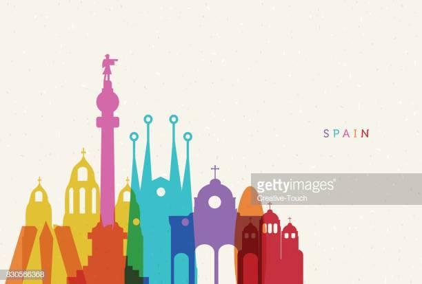 60 Top Barcelona Stock Illustrations, Clip art, Cartoons, & Icons.
