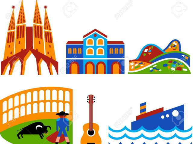 Free Barcelona Clipart, Download Free Clip Art on Owips.com.