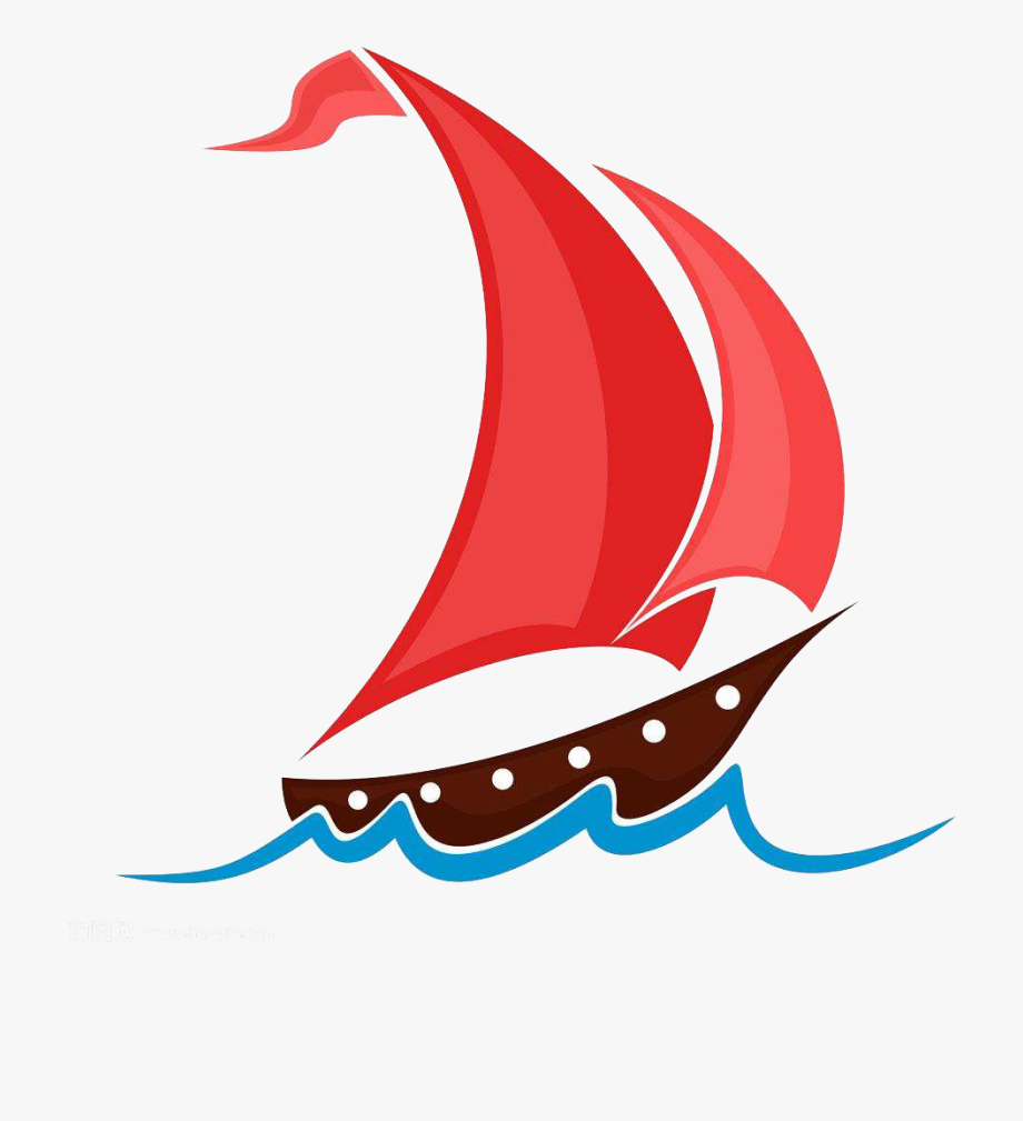 Viking Ship Clipart Beached.